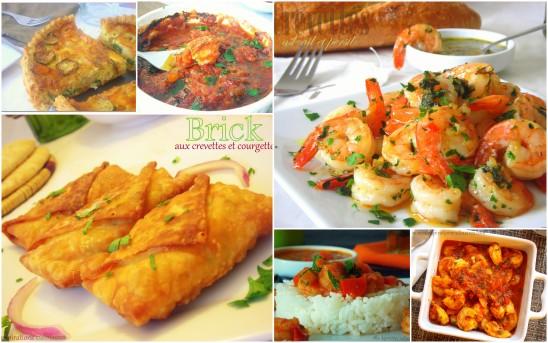 Quoi faire avec des crevettes recette ramadan 2014 le - Cuisine tunisienne ramadan ...