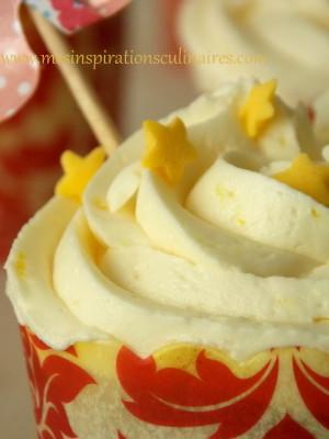 glaçage cupcake au beurre