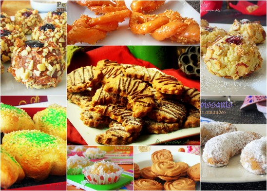 Gâteaux algériens 2018 (Aid El,Fitr)