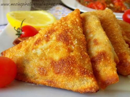 Bourek au thon facile rapide le blog cuisine de samar for Cuisine entree facile
