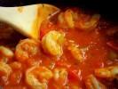 Crevettes à la sauce créole / sauce épicée au cajun