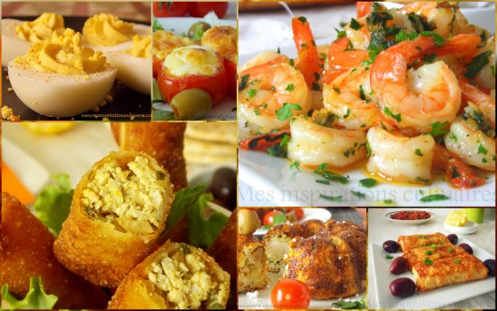 Entr es pour ramadan 2018 le blog cuisine de samar for Entree simple originale