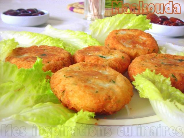 Maakouda (معقودة بطاطا)