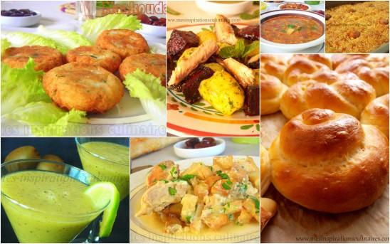 Menu pour ramadan 2013 le blog cuisine de samar - Cuisine maghrebine pour ramadan ...