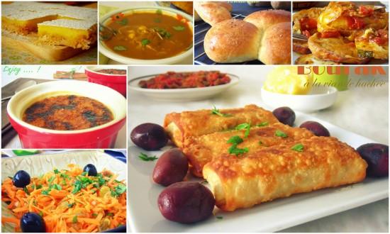 Menu du ramadan 2013 le blog cuisine de samar - Cuisine tunisienne ramadan ...