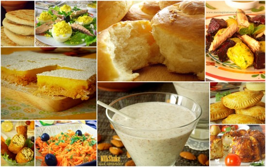 Menu Ramadan 2014 / recettes Ramadan