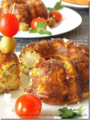 Tajine jben (Djben) - tajine tunisien au fromage (طاجين الجبن)