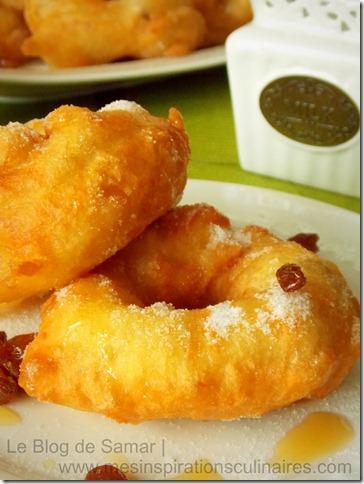 sfenj marocain (beignets marocains) pour mardi gras