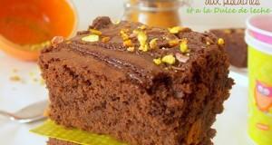 brownie aux pistache et de leche1