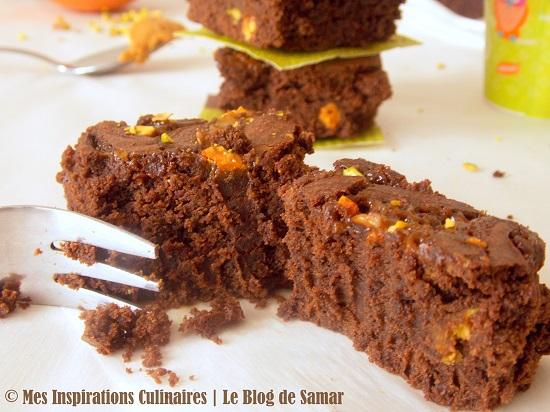 Brownies aux pistache et à la Dulce de Leche