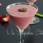 milkshake aux fraises et coco1