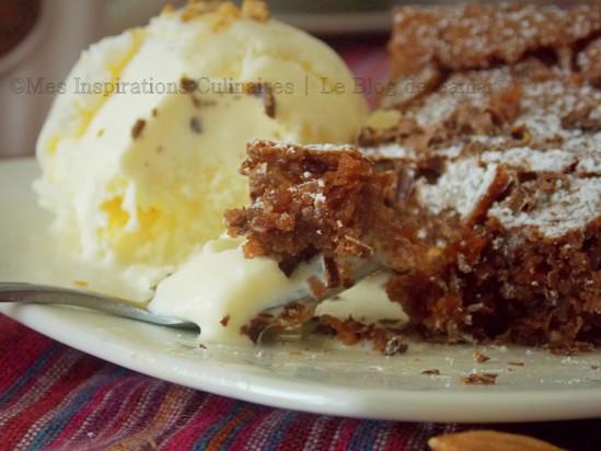 Gâteau aux Blancs d'oeuf facile