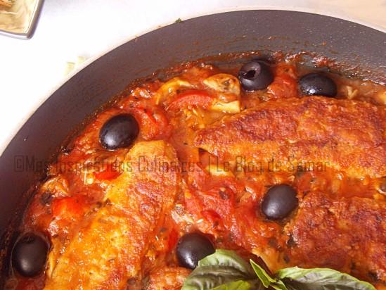 recette de sauce provençale