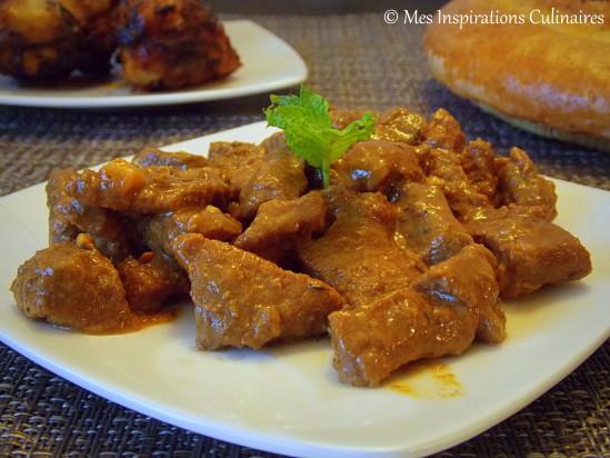 Marinade pour viande (vinaigre de balsamique, moutarde)
