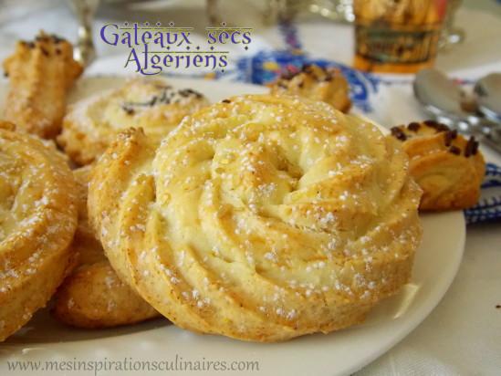 Petit four aux vermicelles gateau sec algerien le blog cuisine de samar - Amour de cuisine gateau sec ...