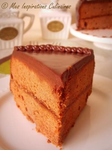 Sachertorte {Gateau au chocolat autrichien}