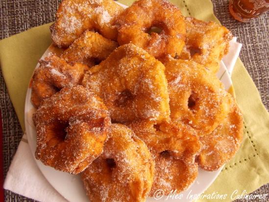 Recette beignet aux pommes facile le blog cuisine de samar - Recette de cuisine antillaise facile ...