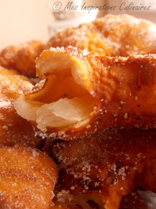 beignets moelleux aux pommes