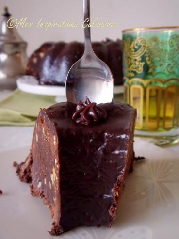 Gateau au chocolat avec 2 oeufs {economique}
