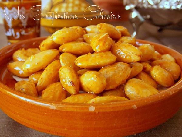 recette amandes grillees salees maison1