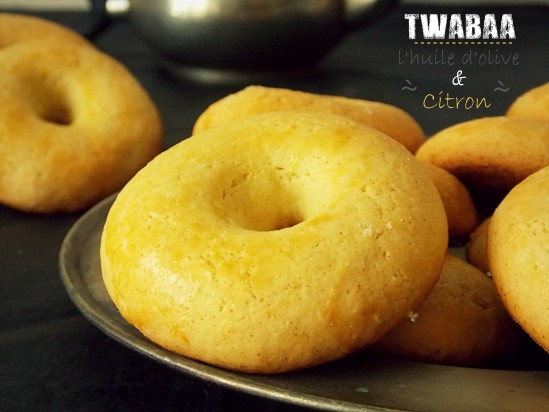 Gateau sec algerien twabaa le blog cuisine de samar - Blog cuisine algeroise ...
