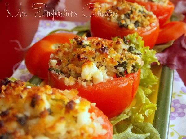 tomates farcies feta epinards 1