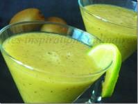 smoothie kiwi ananas banane1 3