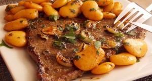 steak-haricots-blancs-sautees11