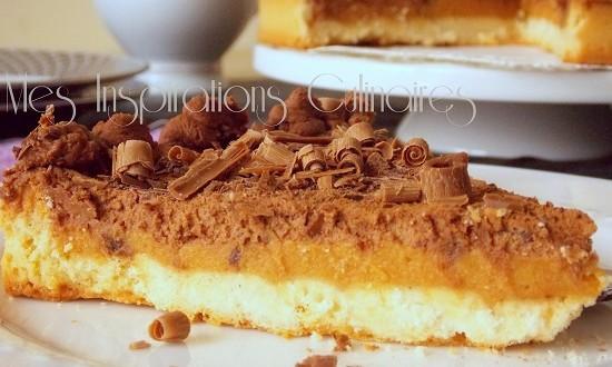 tarte au caramel beurre sal mousse au chocolat le blog cuisine de samar. Black Bedroom Furniture Sets. Home Design Ideas
