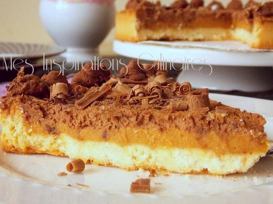 Tarte Au Caramel Beurre Sal 233 Mousse Au Chocolat Le Blog