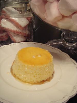 Crème renversée au caramel 10