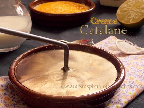 Creme Catalane de Michalak