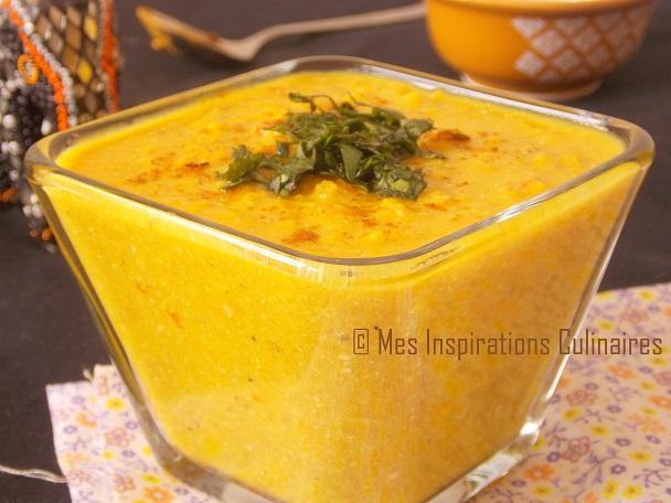 Soupe De Lentilles Corail Au Lait De Coco Le Blog Cuisine De Samar