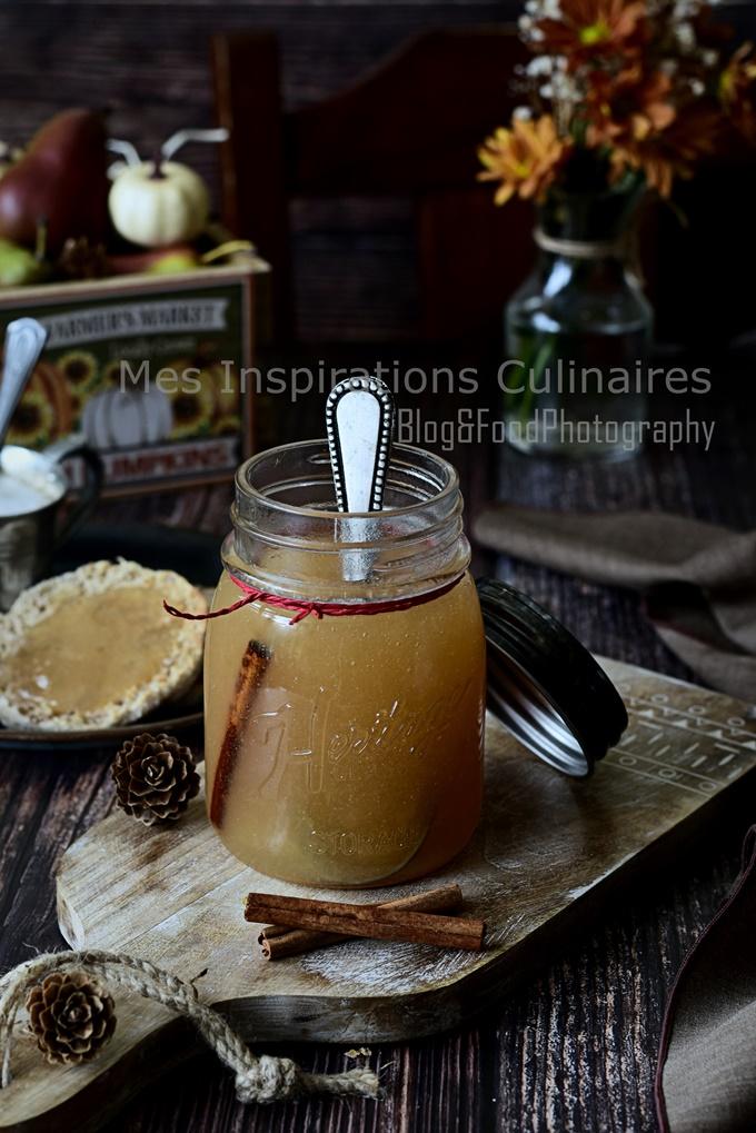 Confiture de poires : recette maison