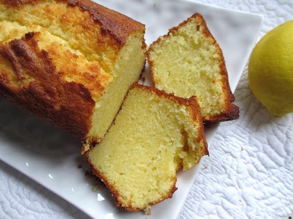 Cake au citron ultra-moelleux 170