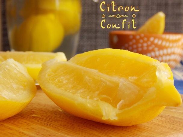 citron confit maison ( ramadan 2014)