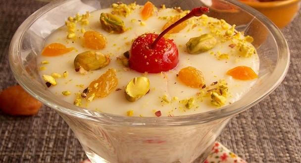 Mhalbi creme dessert au riz pour ramadan le blog - Blog de cuisine orientale pour le ramadan ...