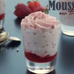 mousse fraises et chocolat blanc1