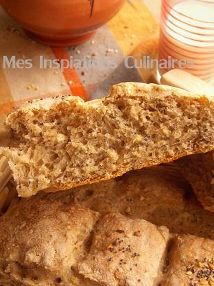 Pain de campagne a la farine complete