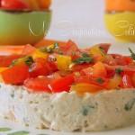 tartare aux tomates et rillettes de thon 1