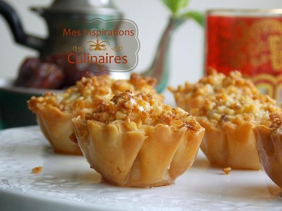 Baklawa Facon Tartelette Pour L Aid El Fitr Le Blog