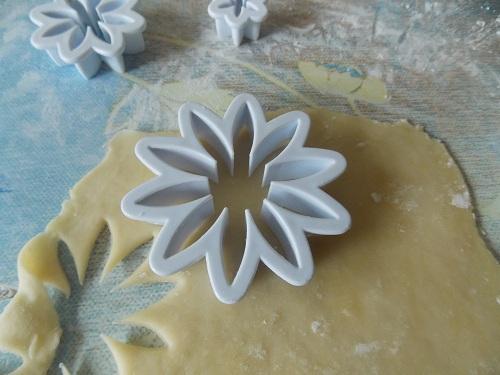 Recette gateau turc en forme de fleur