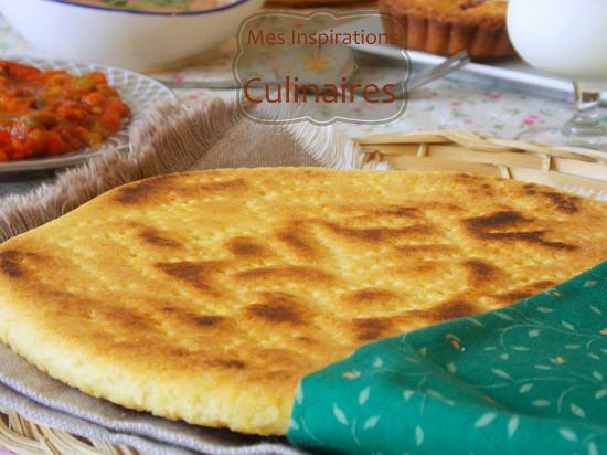 Kesra aghroum pain kabyle le blog cuisine de samar for Cuisine kabyle