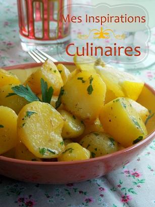 Pomme de terre roties au four, au citron et parmesan