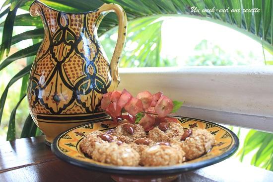 gateau-algerien-miel-cacahuete1