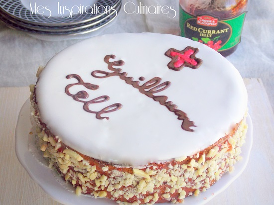 Entremets Guillaume Tell de Mercotte