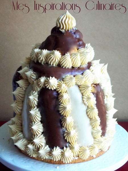 Photo de gateau religieuse