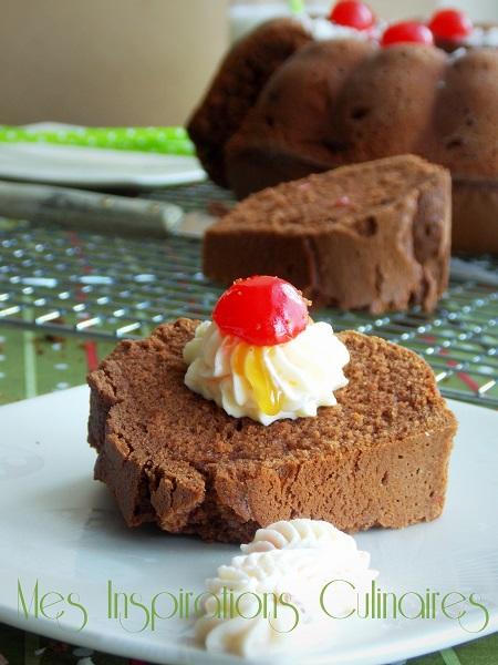 mouskoutchou au chocolat, recette facile
