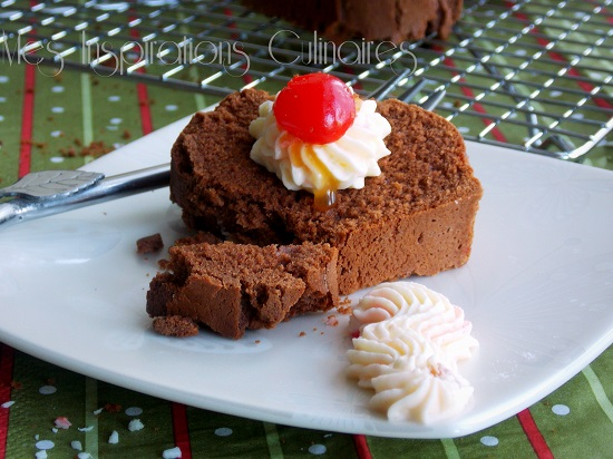 mouskoutchou au chocolat facile