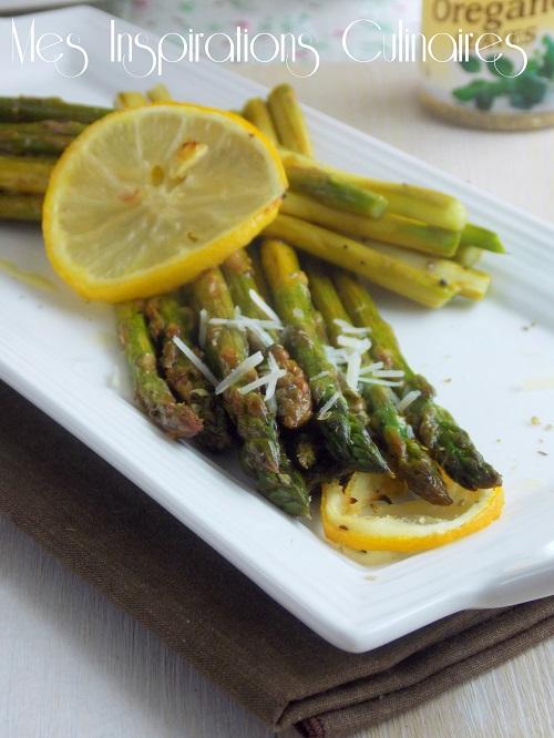 asperges grill es au citron et parmesan le blog cuisine de samar. Black Bedroom Furniture Sets. Home Design Ideas